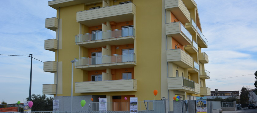 Inaugurazione Residence Via del Mare a Lanciano 13 dicembre 2015